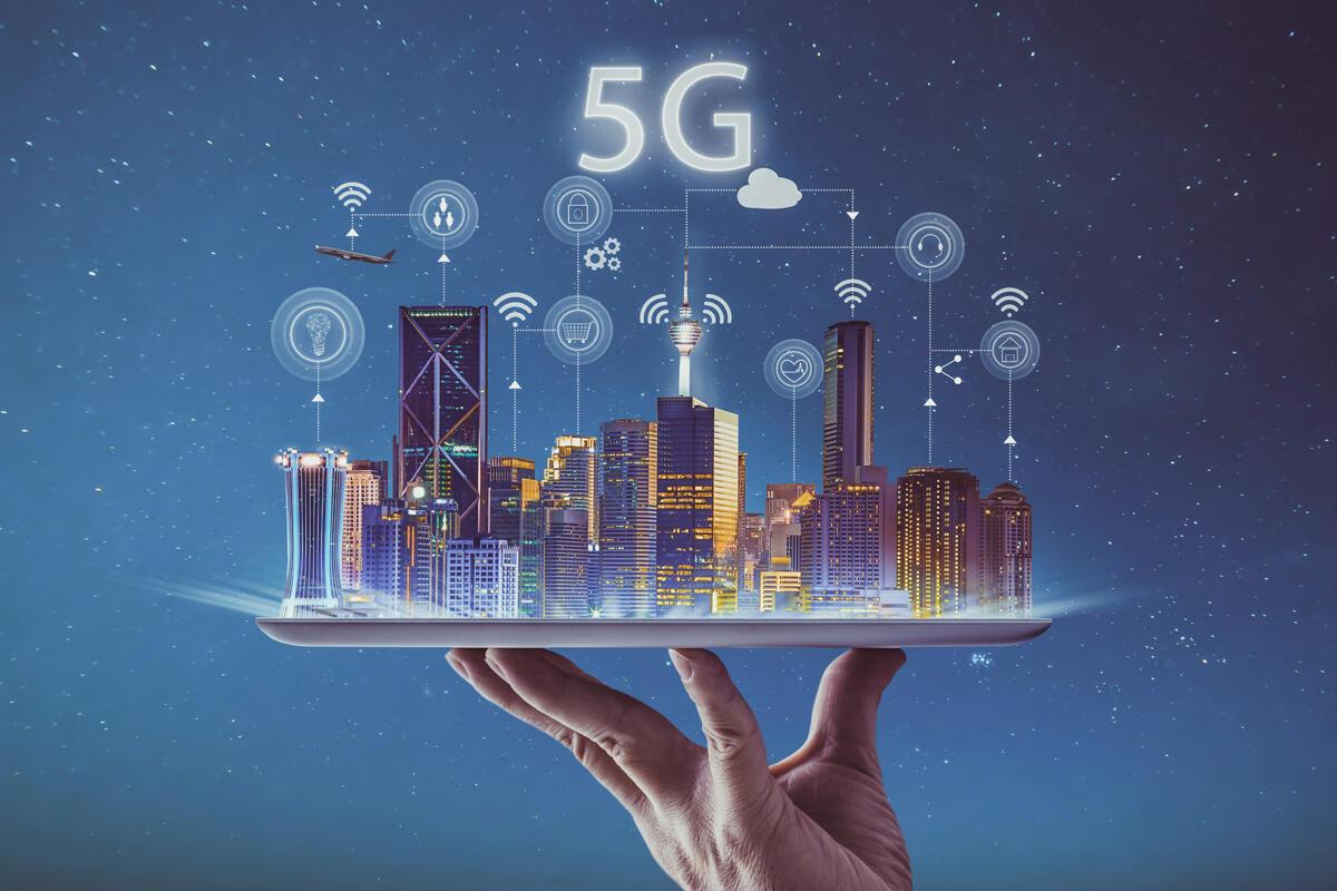 5G – ključ za pametnu budućnost grada