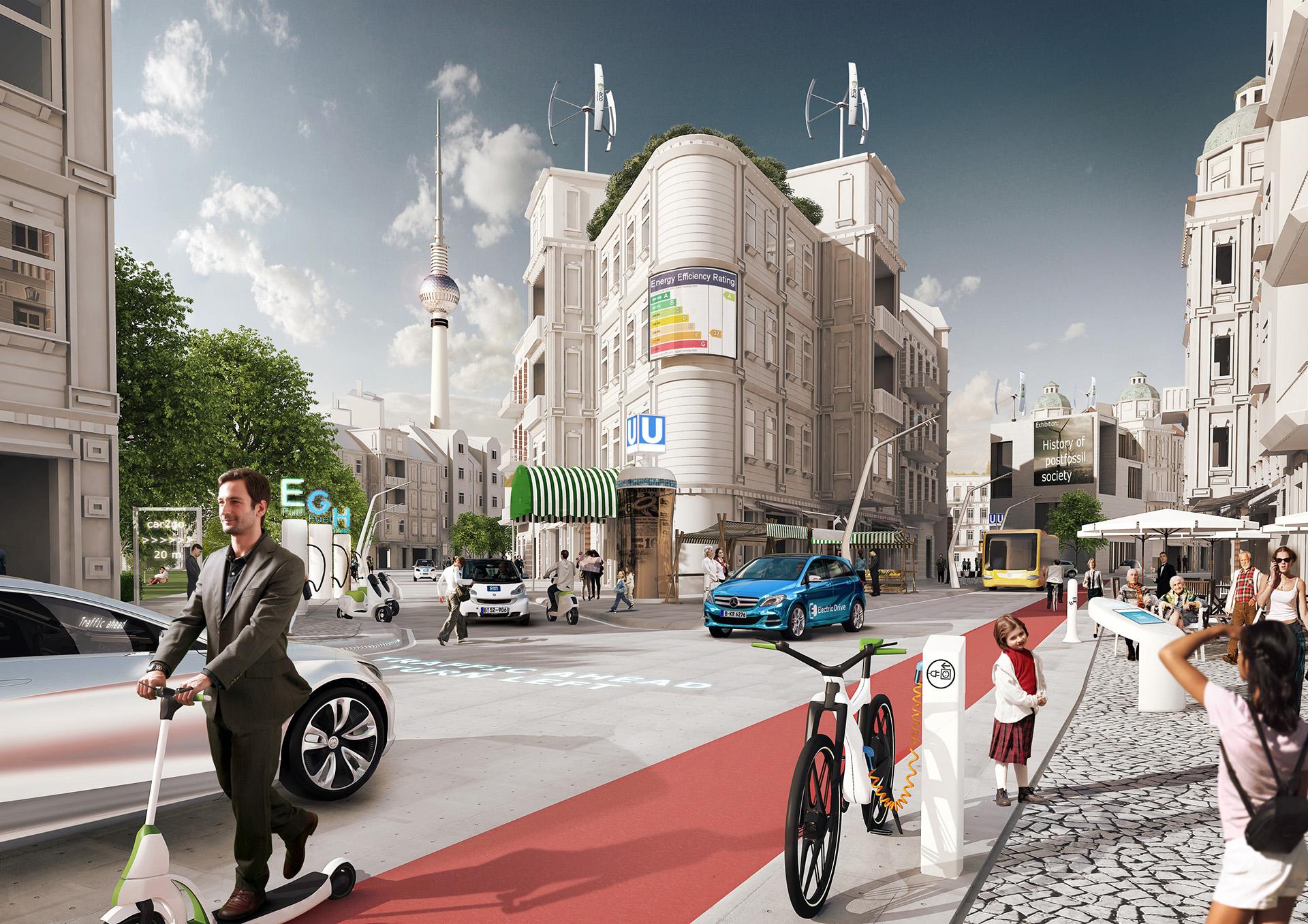 Infrastruktura i transport budućnosti