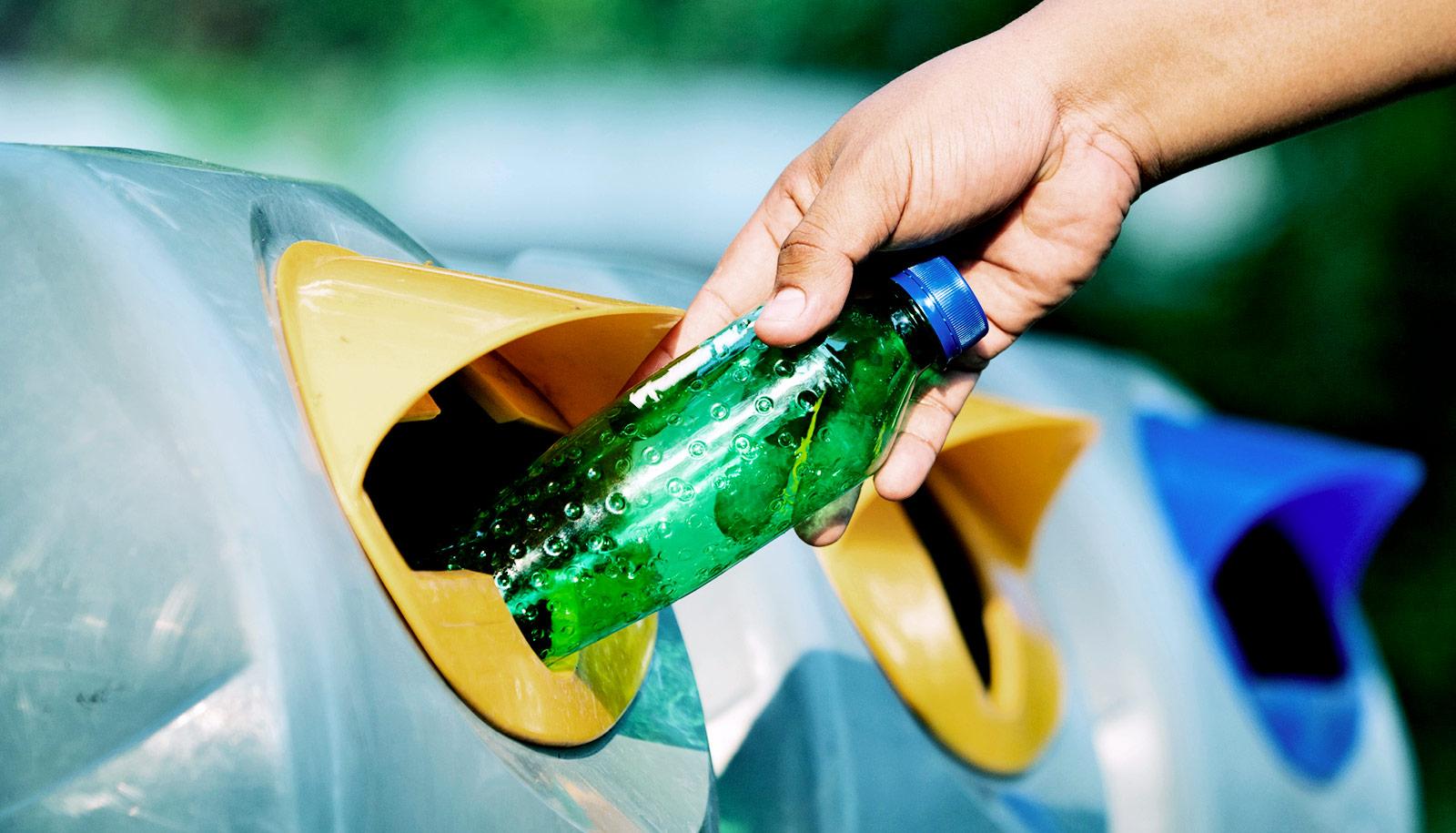 Plastični otpad i reciklaža u EU-u: Činjenice i brojke