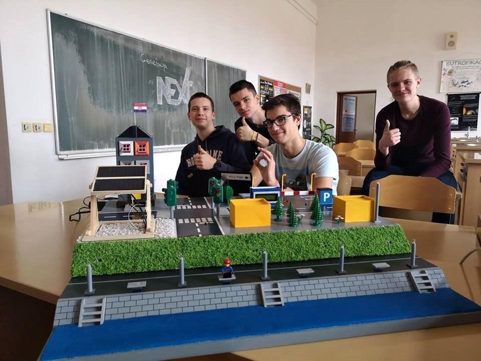 Mladi genijalci 2019. Vukovar pretvorili u 'pametni grad': Projekt proglašen najboljim na svijetu