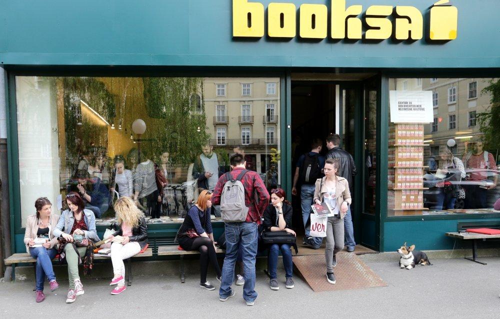Kultura oko nas: Booksa u parku 2020.