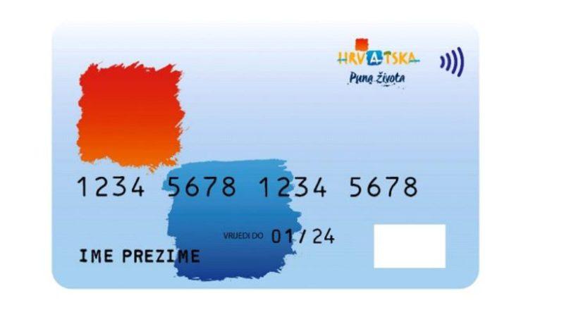 Hrvatsku turističku karticu u prvim danima zatražilo 1675 građana, a raste i broj popusta