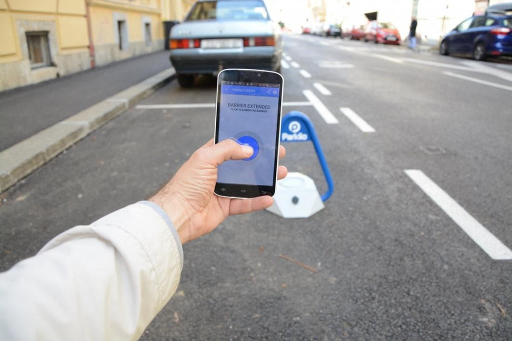 Pandemija će malo usporiti prodor hrvatske pametne parking-barijere na svjetska tržišta