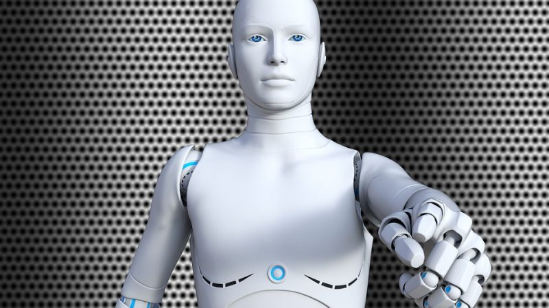 Robot koji programira i piše kao čovjek