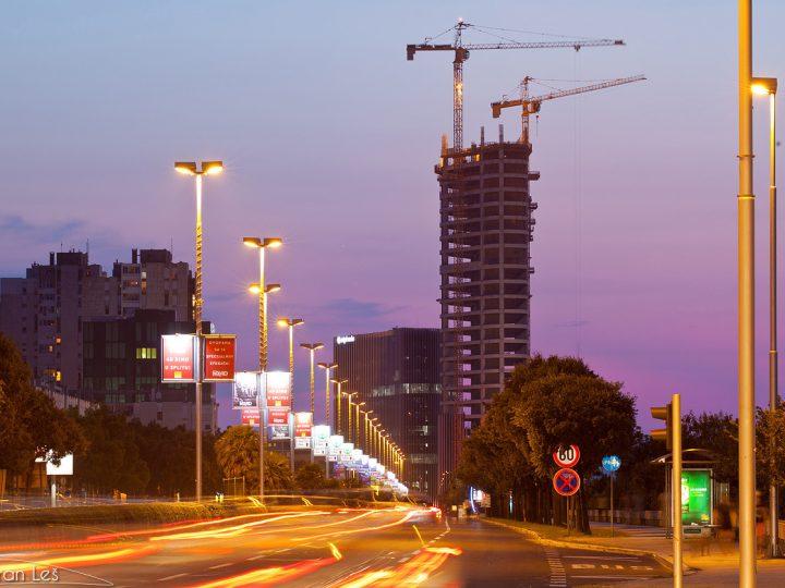 """NOVA NAJVIŠA ZGRADA U HRVATSKOJ: Split je dobio sasvim nove vizure uz izgradnju nebodera """"Dalmatia"""""""
