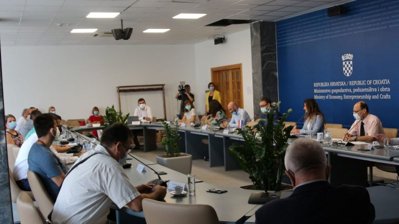 Održan Informativni dan o uspostavi Europskih digitalnih centara za inovacije (EDIH)