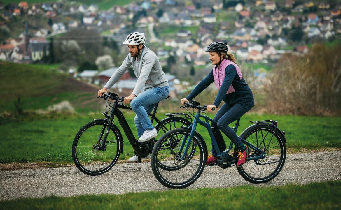 Korištenje električnih bicikala u Europi je u porastu