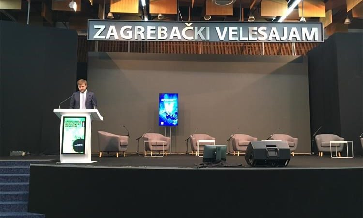 Ministar Ćorić na konferenciji o energetskoj budućnosti Hrvatske
