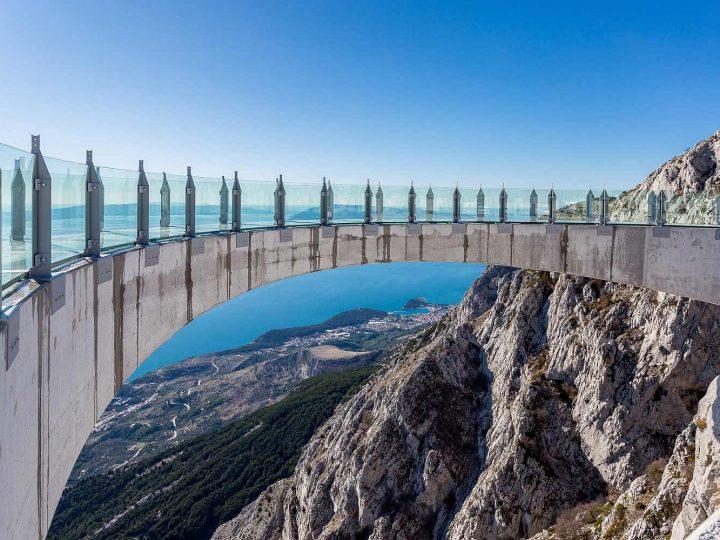 Otvorenje vidikovca Nebeska šetnica – Skywalk u Parku prirode Biokovo