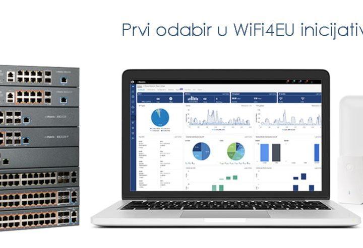 WiFi4EU: Više od 230 gradova i općina koristi Cambium Networks rješenja