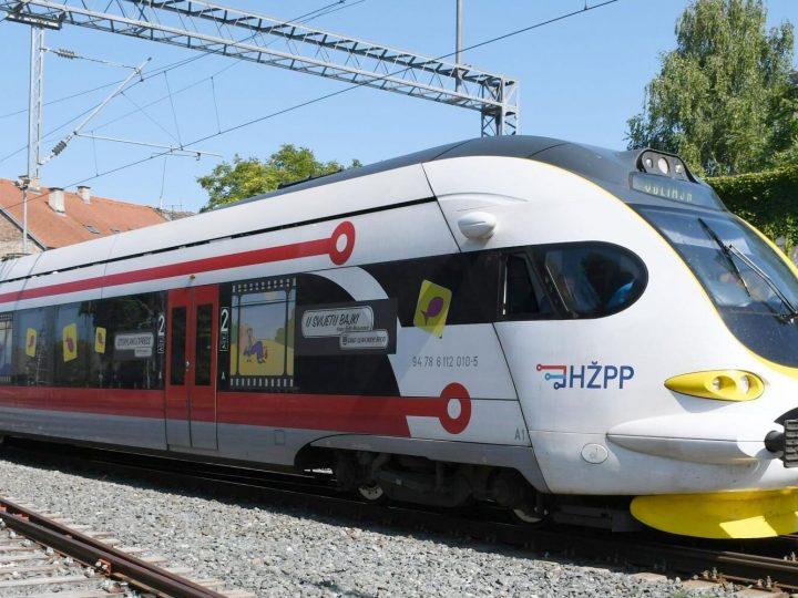 U hrvatsku željeznicu se ulaže 1,5 milijarda eura