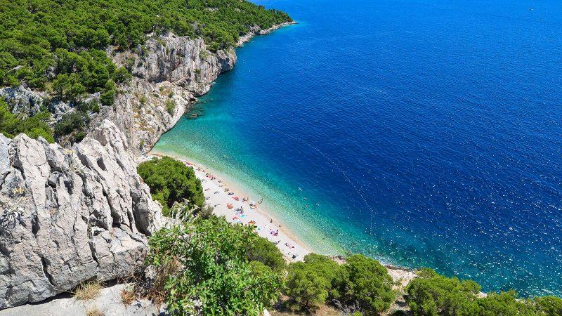 Hrvatske plaže Nugal i Zlatni rat najljepše europske plaže