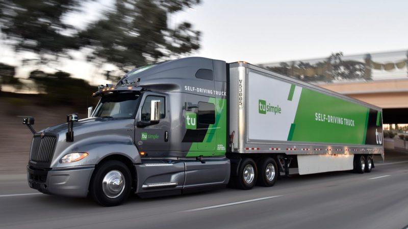 TuSimple surađuje s tvrtkom Navistar na masovnoj proizvodnji autonomnih kamiona