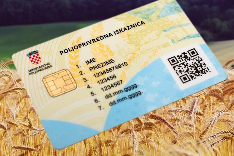 Poljoprivrednicima stižu elektroničke iskaznice za digitalno poslovanje