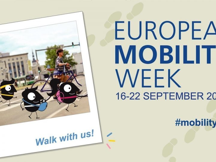 Počeo je Europski tjedan mobilnosti 2020.