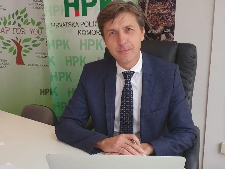 Mladen Jakopović izabran za potpredsjednika EU organizacije COPA