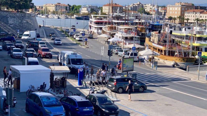 Kako do učinkovitijeg parkiranja u Zadru?
