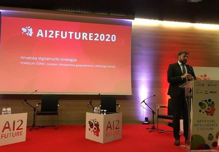 Održana konferencija o umjetnoj inteligenciji AI2FUTURE2020