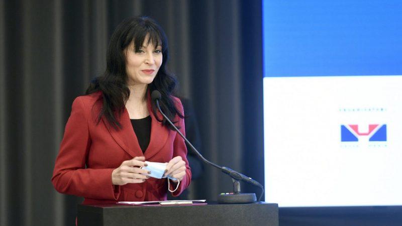 "Ministrica Tramišak sudjelovala na konferenciji: ""Najbolji gradovi i najbolji EU projekt 2020."""