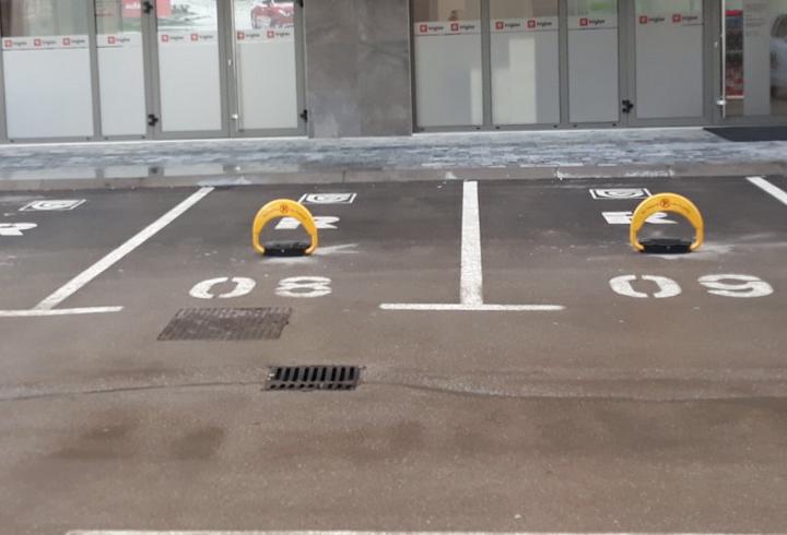 Zaštitite svoje parking mjesto uz Parking Guard elektronsku barijeru!