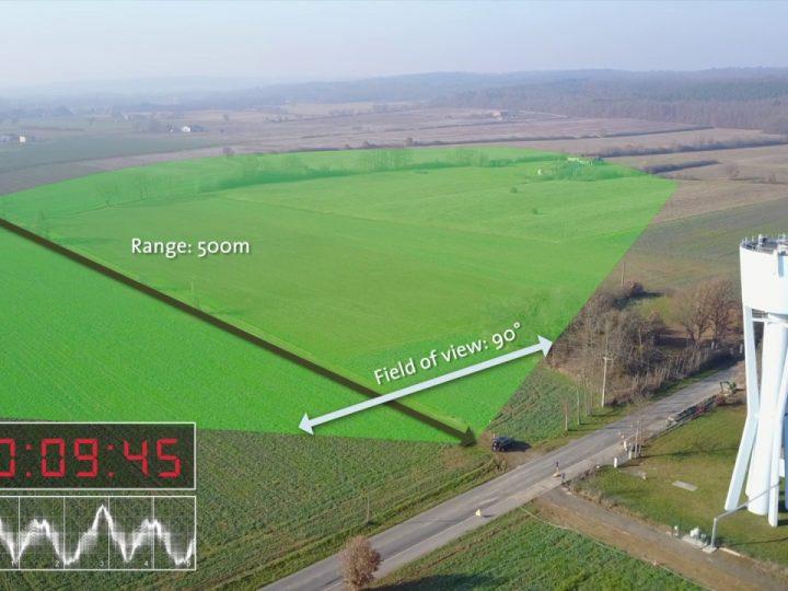 Radarska tehnologija za veći domet detekcije