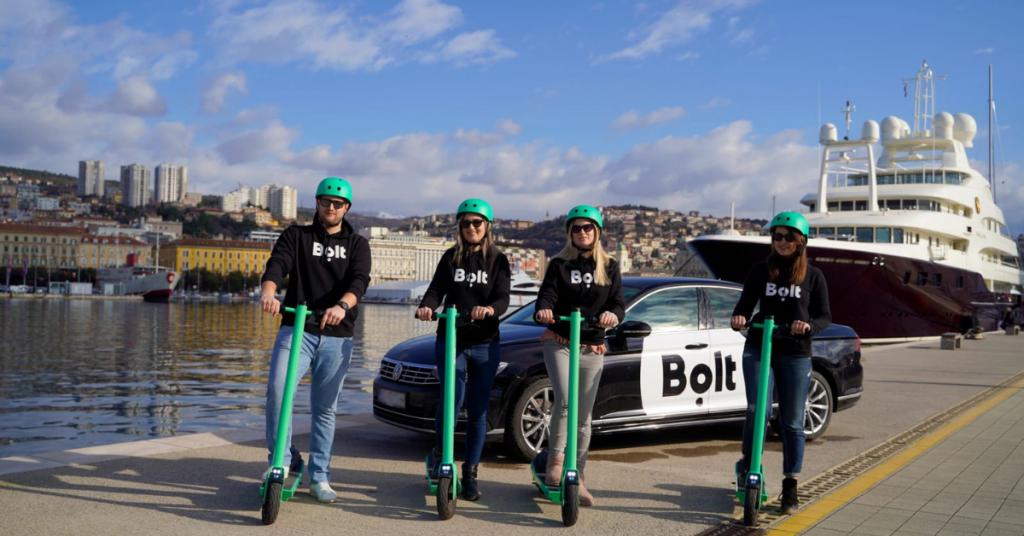 Bolt u Rijeci pokrenuo pilot projekt iznajmljivanja električnih romobila