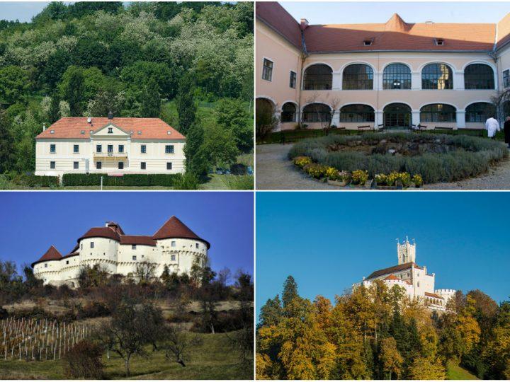 Dvorci Sjeverne Hrvatske kao jedinstveni turističko-kulturni proizvod
