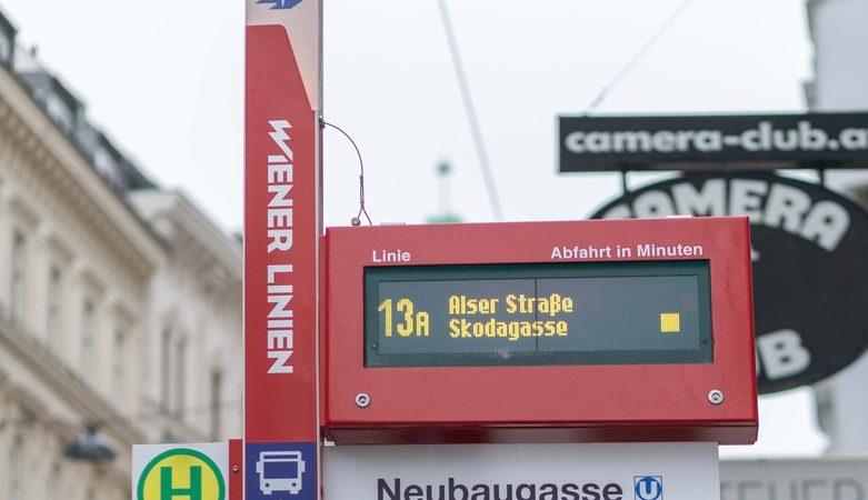 Beč dobiva pametne i pristupačne stanice javnog prijevoza