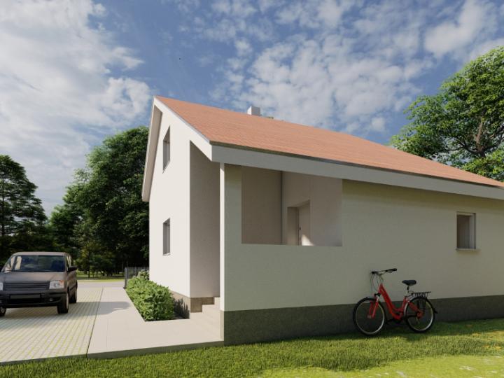 Odbor za arhitekturu i građevinarstvo UGP izradio je projekt UGP kuće