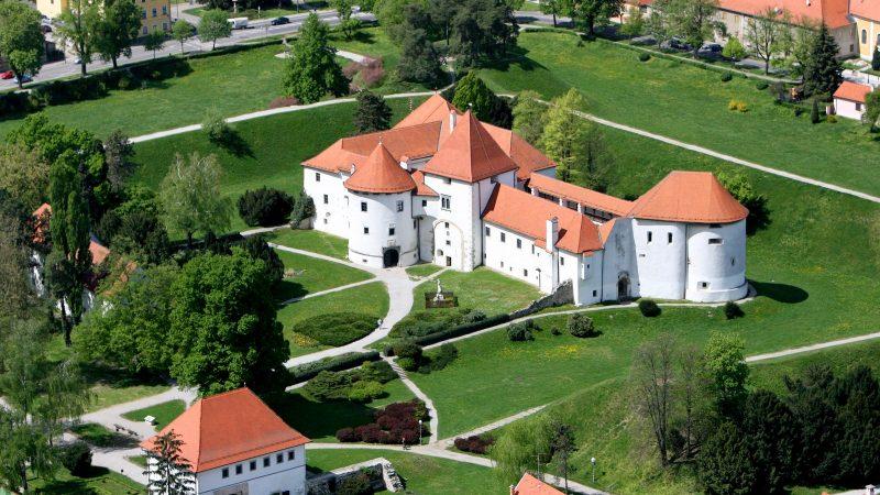 Varaždinski Stari grad prijavljen za Oznaku europske baštine