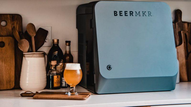Novi cool pametni kućni uređaji: BEERMKR sustav za kuhanje piva
