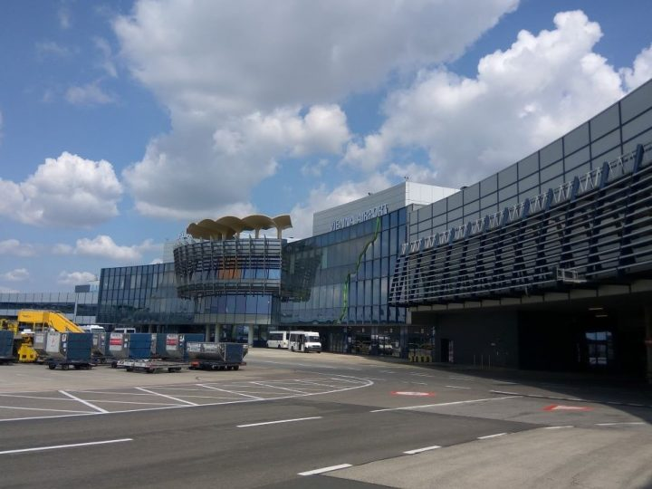 Bečka zračna luka želi postati klimatski neutralna