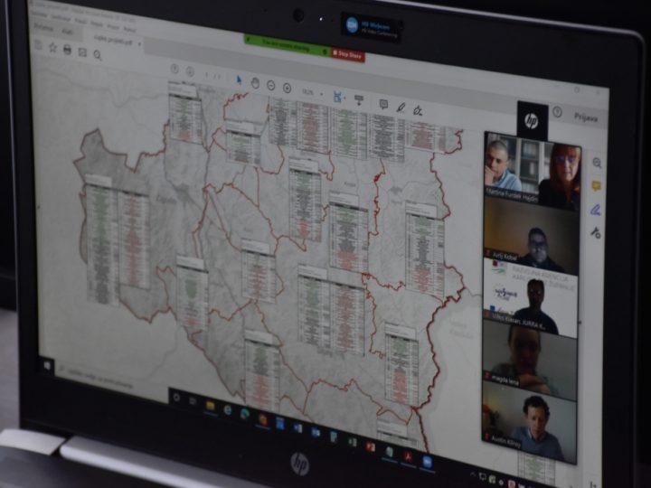 Svjetska banka prepoznala projektni rad Karlovačke županije u geoinformacijskom sustavu