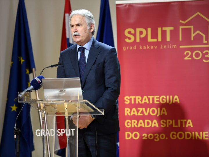 "Predstavljene aktivnosti izrade ""Strategije razvoja grada Splita do 2030. godine"""
