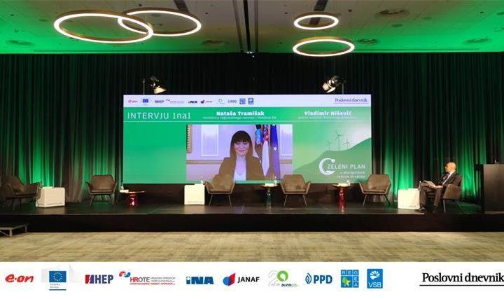 "Konferencija ""Zeleni plan-prilika za energetski razvoj Hrvatske"""