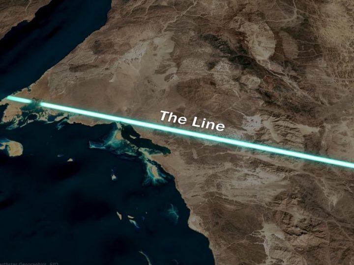 Zašto Saudijska Arabija gradi ovaj novi linearni grad?