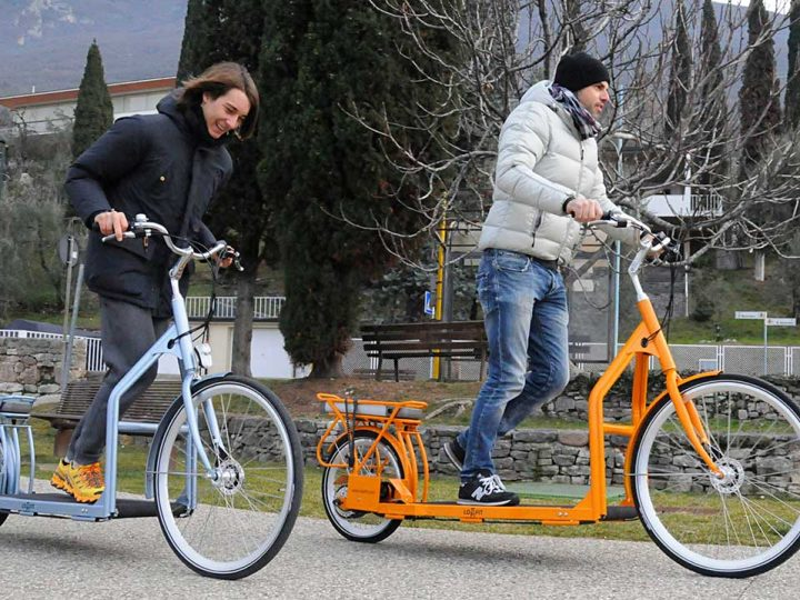 Prvi električni bicikl na svijetu koji je ujedno i traka za trčanje