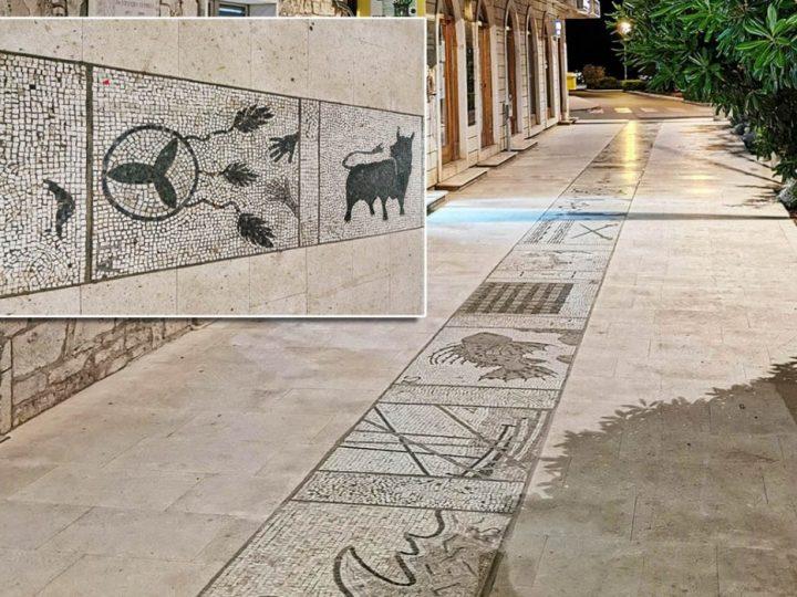 PAMETNA KULTURA – Luka mozaika u Veloj Luci