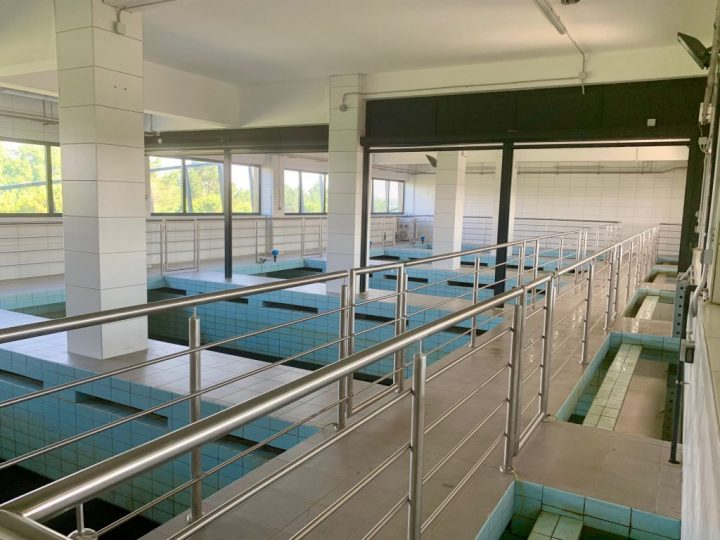 Na Svjetski dan voda u Osijeku pušteno u rad postrojenje kojim će se riješiti problem arsena u vodi