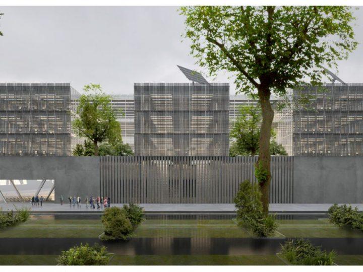 Ovako će izgledati osječki Znanstveno istraživački centar elektrotehnike i računarstva