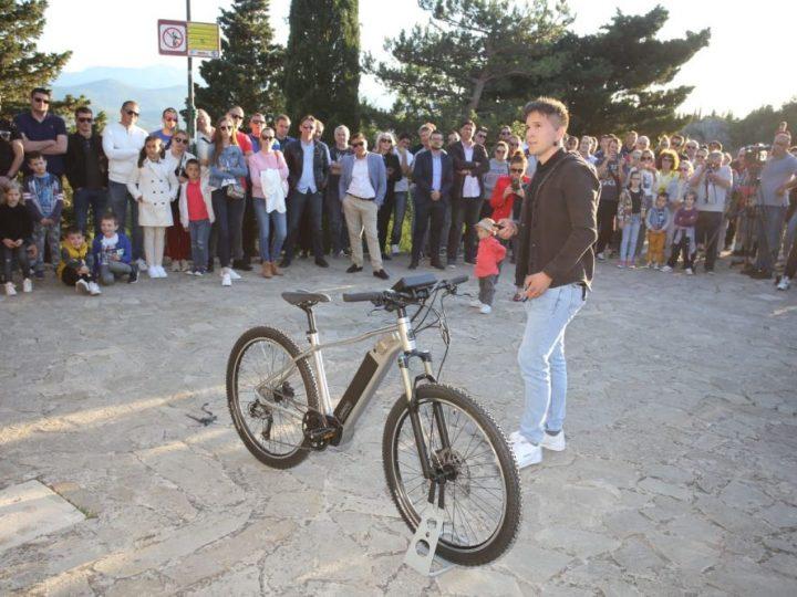 Hrvatski inovator predstavio novi električni bicikl