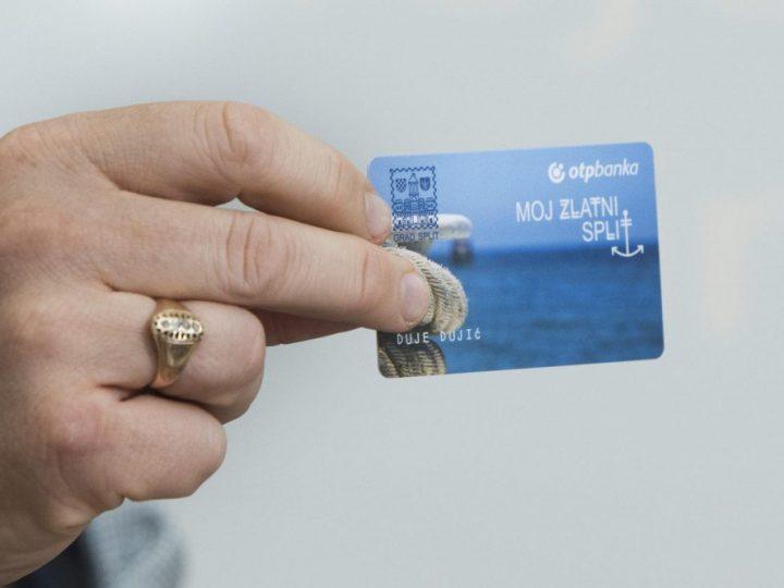 """Plaćanje pametnom karticom """"Moj zlatni Split"""" proširuje mrežu"""