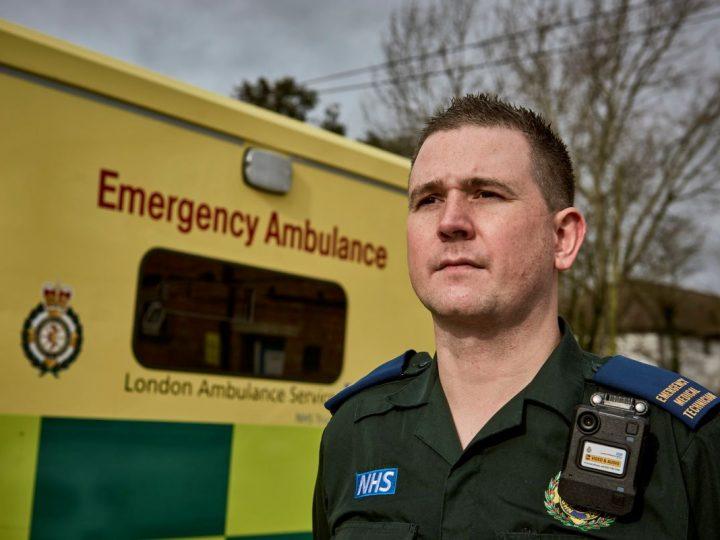 Nosive kamere štite osoblje londonske hitne pomoći