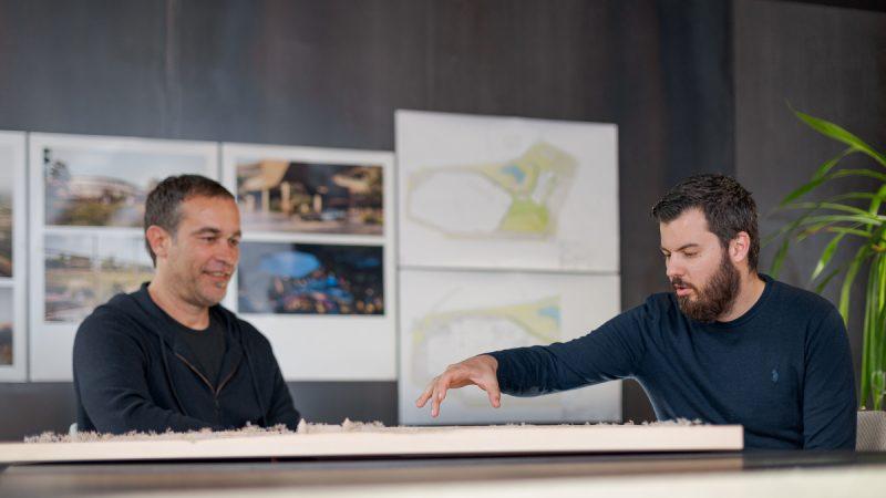 Mate Rimac je predstavio dizajn projekta svog novog kampusa