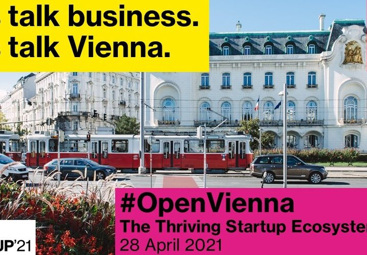 Virtualno događanje Open Vienna za tvrtke koje žele unaprijediti svoje poslovanje