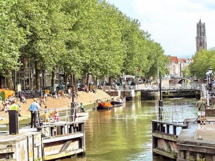 Pozvoni za ribu – tako to rade u nizozemskom Utrechtu