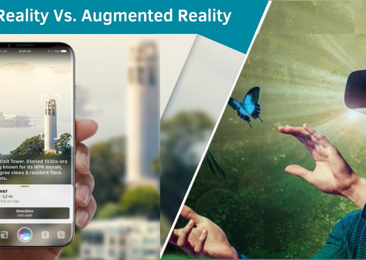 NAUČITE OSNOVE: Po čemu se proširena stvarnost razlikuje od virtualne stvarnosti