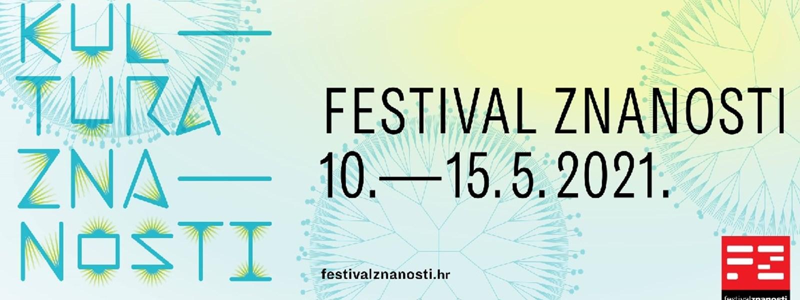 Festival znanosti od 10. do 15. svibnja