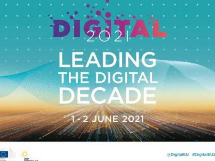 "Konferencija ""Leading the Digital Decade"""