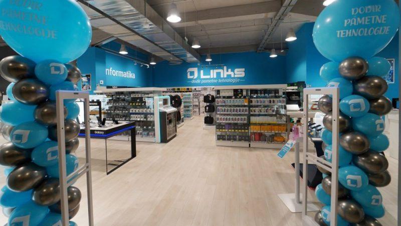 Maloprodajni lanac potrošačke elektronike proširio je svoj asortiman na pametne uređaje